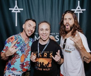 30 seconds to mars, portugal, and jared leto image