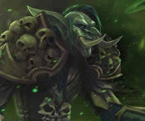 art, troll, and world of warcraft image