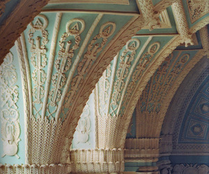 architecture and pastel image