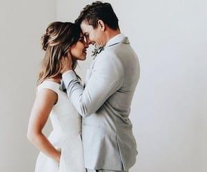 bride, goals, and wedding image