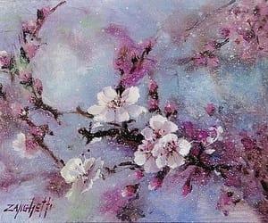 arte, pintura, and belleza image