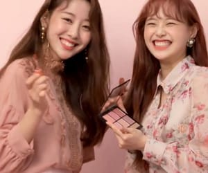 kpop, yves, and pink image