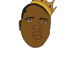art, big, and biggie image