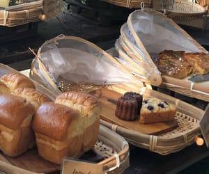 asian, dark, and bread image