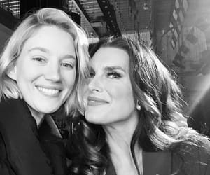 brooke shields, yael grobglas, and jane the virgin image