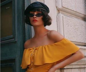 beret, europe, and fashion image