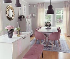 decor, interior design, and love image