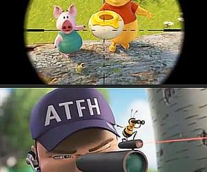 honey bee, bee movie, and barry b. benson image