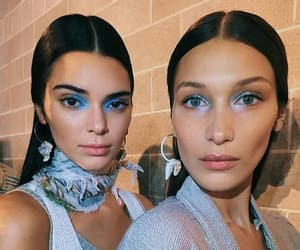 beauty, blue, and vogue image