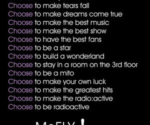 choose, McFly, and peter pan image