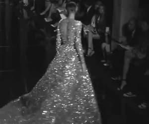 dress, fashion, and gif image