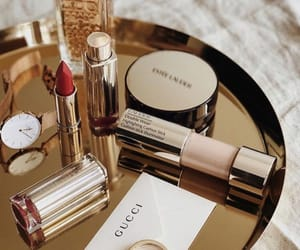 gucci and makeup image