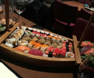 boat, delicious, and date image