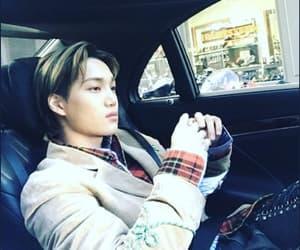 exo, kim jongin, and idol image
