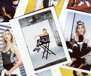adidas, hailey baldwin, and jd women image