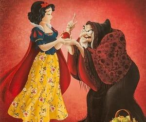 disney, no way, and snow white image