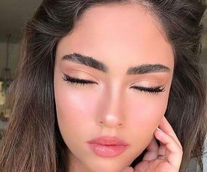 beauty, eye makeup, and highlight image