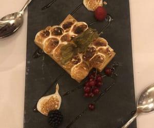 dessert, restaurant, and food image