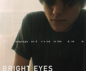 Bright Eyes and conor oberst image