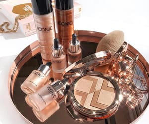 beauty, chic, and cosmetics image