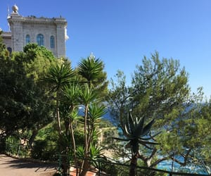 beach, museum, and monaco image