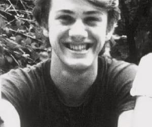 boy, smile, and vintage image