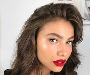 beauty, make up, and celebrity image