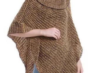 accessories, outerwear, and poncho image