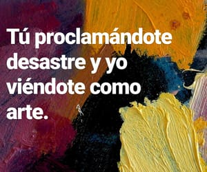 arte, love, and frases image