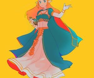 anime, the legend of zelda, and videogames image