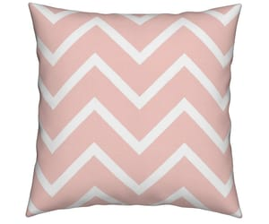 chevron, pattern, and pink image
