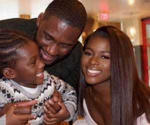 bae, family, and black love image