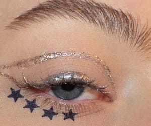 alternative, makeup, and stars image
