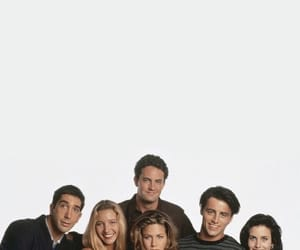 friends, wallpaper, and chandler image