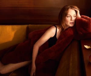 Camilla Akrans, julianne moore, and porter image