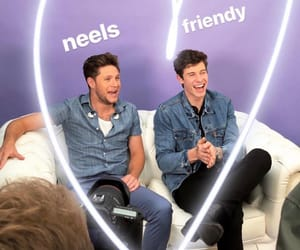 niall horan and shawn mendes image