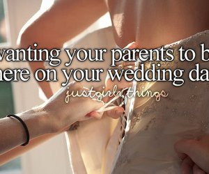 girly, parents, and wedding image