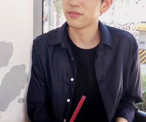 lq, boyfriend material, and jinyoung image
