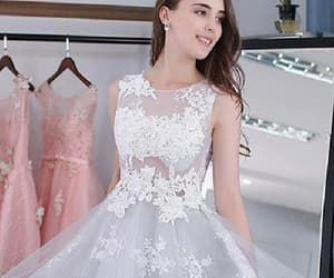 silver prom dress, sleeveless prom dress, and homecoming dresses short image
