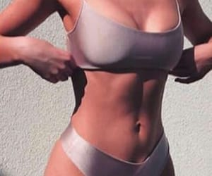 abs, workout, and salud image