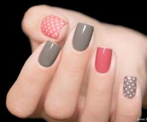 color, moles, and nails image