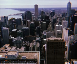 chicago, downtown, and photography image