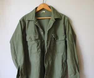 ebay, fashion, and military image