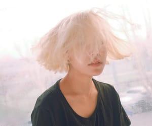 aesthetic, mamamoo wheein, and short hair image