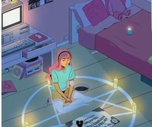 ouija and pink image