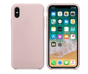 iphone, silicone, and iphone cover image