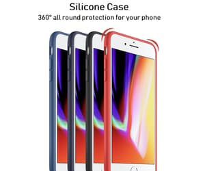 iphone, iphone case, and silicone image