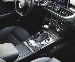 audi and car image