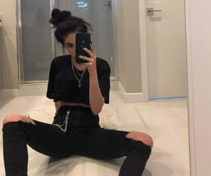 maggie lindemann, tumblr, and grunge image