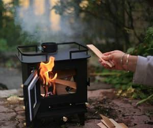 small wood stove, buy wood stove, and modern wood stove image